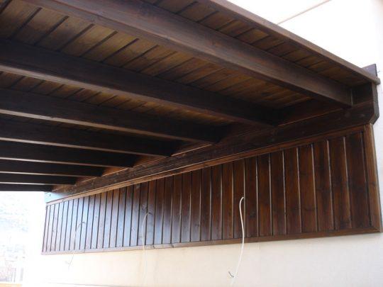 forrado de paredes con madera