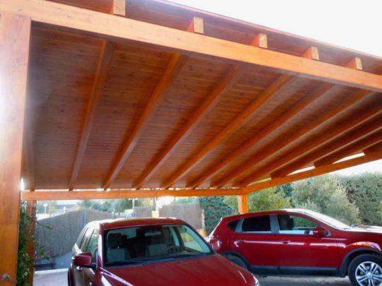 Porche de madera 38